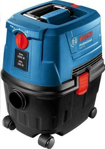 Vysavač na suché a mokré vysávání Bosch GAS 15 PS Professional, 06019E5100