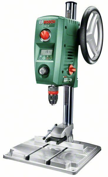 Stolní vrtačka Bosch PBD 40, 0603B07000, rozbaleno
