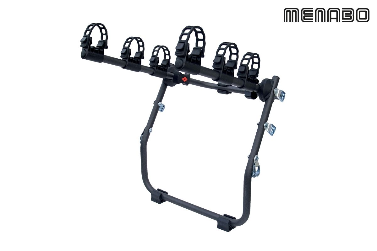 Menabo Mistral 3 kola černé