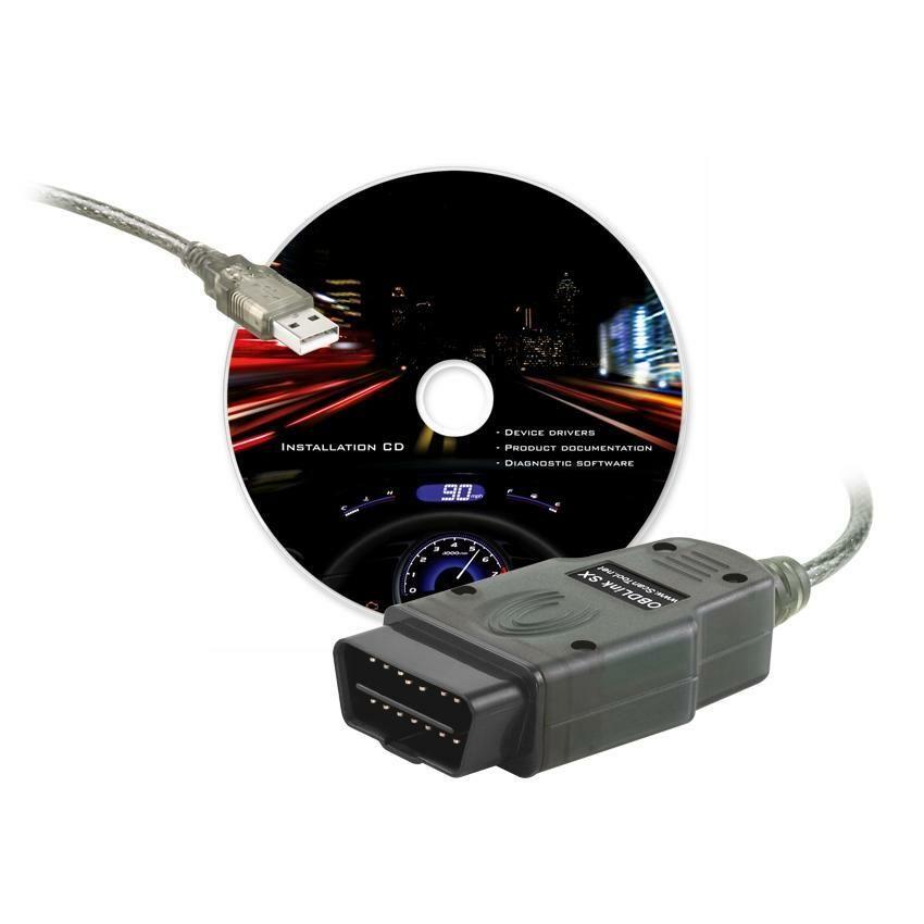OBDLink SX diagnostika + CZ program TouchScan - 3 roky záruka SCANTOOL