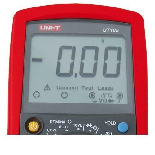 Automobilový multimetr UT105 - UNI-T