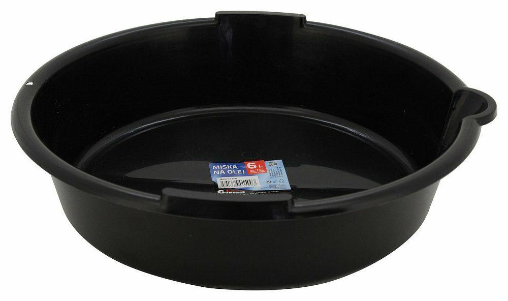 Miska pro výměnu oleje 6 litrů, COMPASS
