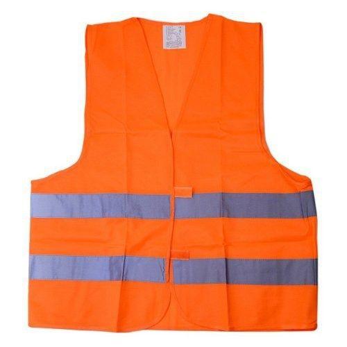 Vesta výstražná oranžová COMPASS