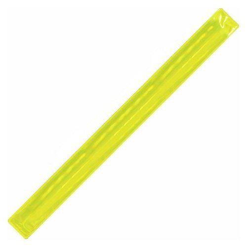 Pásek reflexní ROLLER bulk žlutý COMPASS