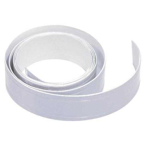 Samolepící páska reflexní 2cm x 90cm, stříbrná COMPASS