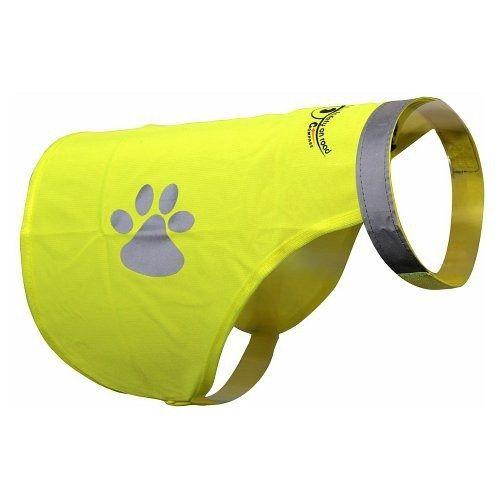 Vesta pro psa reflexní S.O.R do 20kg COMPASS
