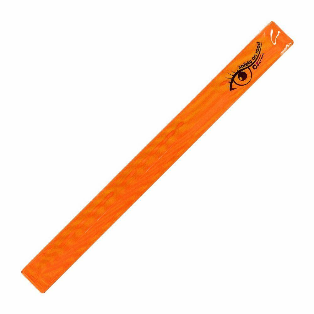 Pásek reflexní ROLLER S.O.R. oranžový COMPASS