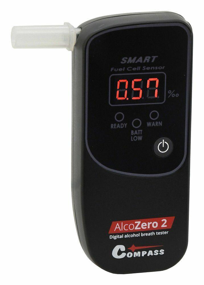 Alkohol tester AlcoZero2 - elektrochemický senzor, COMPASS