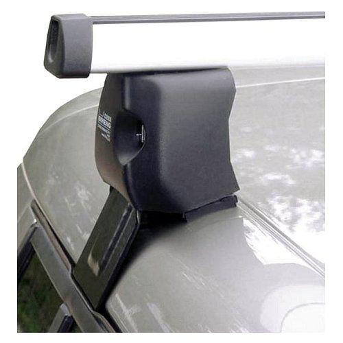 Střešní nosič OCT III zámek ALU DIH - liftback COMPASS