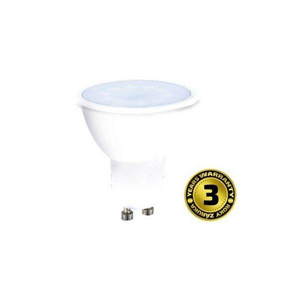 Žárovka LED SPOT GU10 5W bílá studená SOLIGHT TIPA