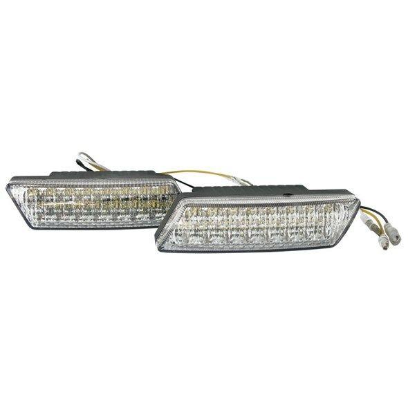 Světla pro denní svícení LED DRL016/pir,homologace TIPA