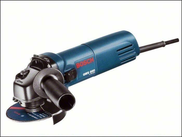 Malá úhlová bruska Bosch GWS 660 Professional