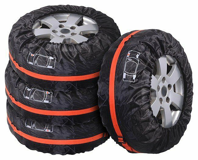 Návlek na pneu 4ks, COMPASS