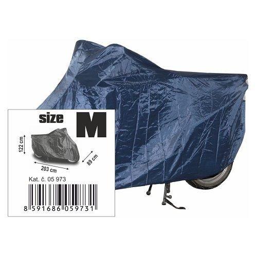 Ochranná plachta na motocykl M 203x89x122cm NYLON, COMPASS