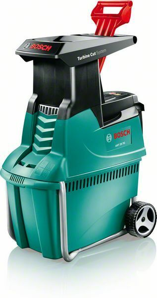 Drtič zahradního odpadu AXT 25 TC Bosch, 2500 W, 0600803300