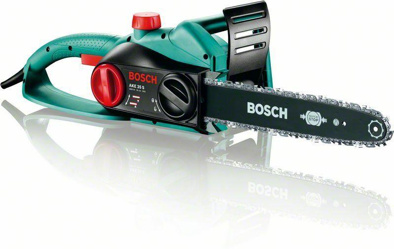 Řetězová pila Bosch AKE 35 S + řetěz, 0600834502