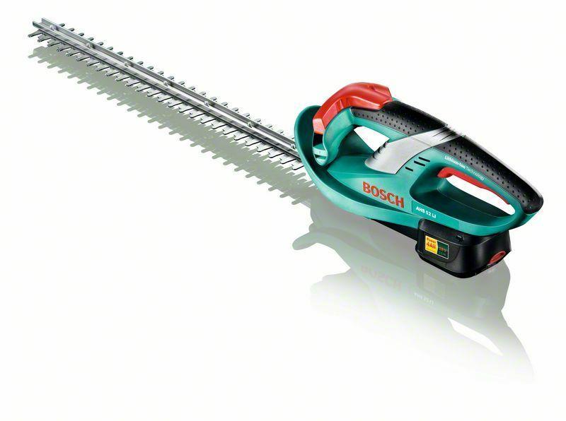 Aku nůžky na živé ploty Bosch AHS 48 LI (1 x aku - 2,0Ah) 18V, 0600849100