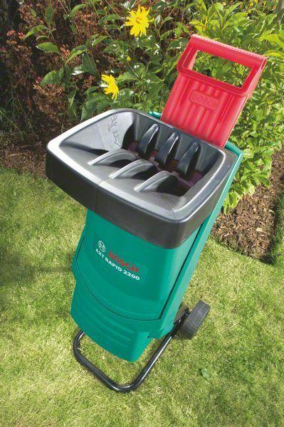 Drtič zahradního odpadu AXT Rapid 2000 Bosch, 0600853500