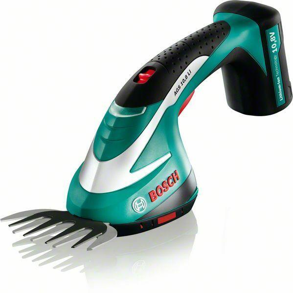 Akumulátorové nůžky na trávu Bosch AGS 10,8 LI, 0600856100