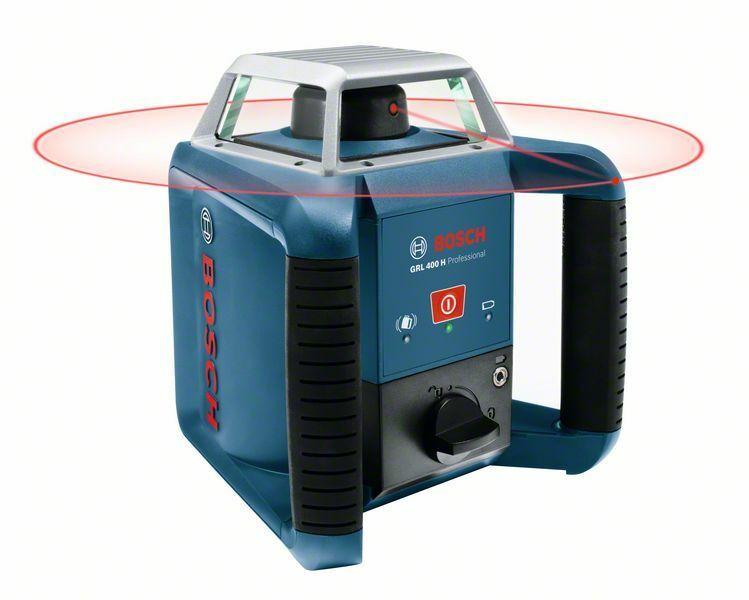 Rotační laser Bosch GRL 400 H Professional, 0601061800