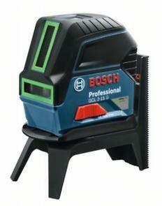 Bodový a čárový laser Bosch GCL2-15G + univerzální držák Professional, 0601066J00