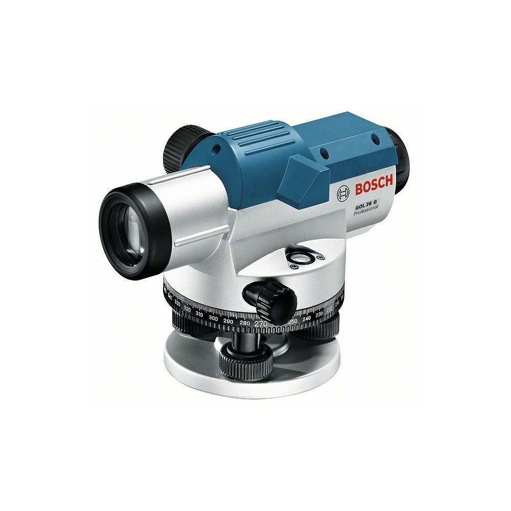 Optický nivelační přístroj Bosch GOL 26 G Professional, 0601068001