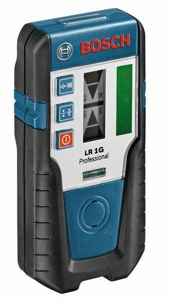 Přijímač laserového paprsku Bosch LR 1G Profess. - k rot. laseru GRL 300 HVG, 0601069700