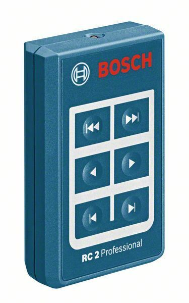 Dálkové ovládání Bosch RC 2 Professional, 0601069C00