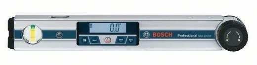 Digitální úhloměr s vodováhou Bosch GAM 220 MF Professional, 40 cm, 0601076600