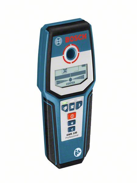 Univerzální detektor Bosch GMS 120 Professional, 0601081000