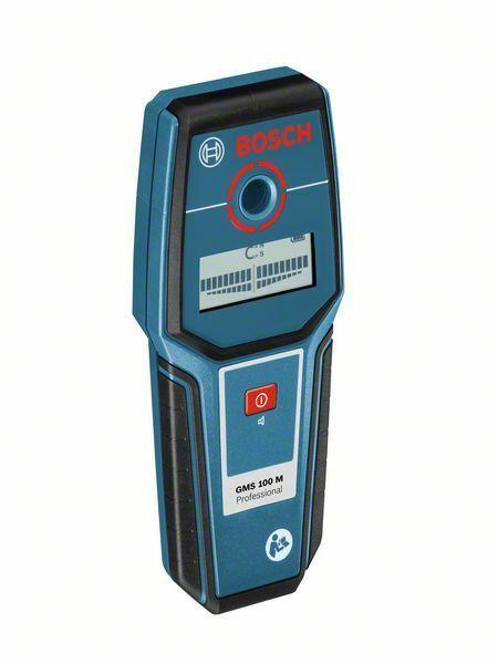 Univerzální detektor Bosch GMS 100 M Professional, 0601081100