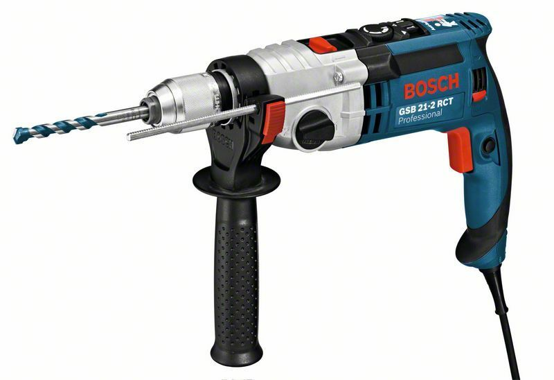 Příklepová vrtačka Bosch GSB 21-2 RCT Professional, 060119C700
