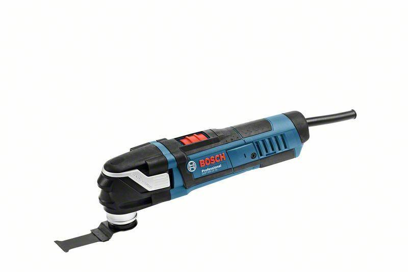 Multifunkční nářadí Bosch GOP 40-30 Professional, 16ks příslušenství, 0601231001