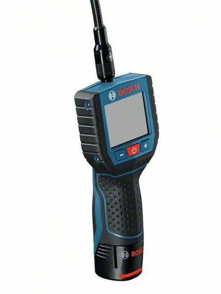 Aku kontrolní kamera Bosch GOS 10,8 V-LI Professional (nabíječka + akumulátor), 060124100B
