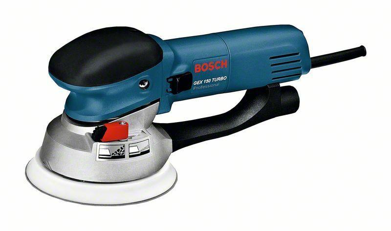 Excentrická bruska Bosch GEX 150 Turbo, 060125076A