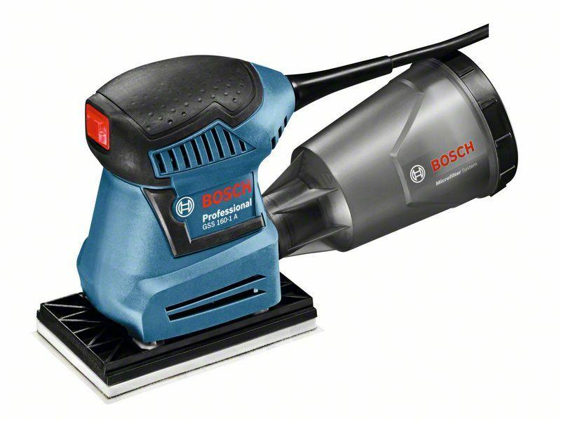 Vibrační bruska Bosch GSS 160-1 A Professional, 06012A2200