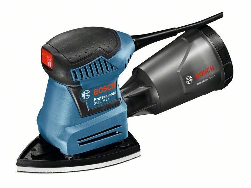 Vibrační bruska Bosch GSS 160 Multi Professional + L-BOXX, 06012A2300