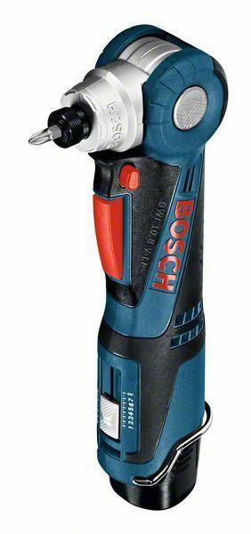 Aku uhlový šroubovák Bosch GWI 10,8 V-LI Professional - bez baterie, 0601360U08