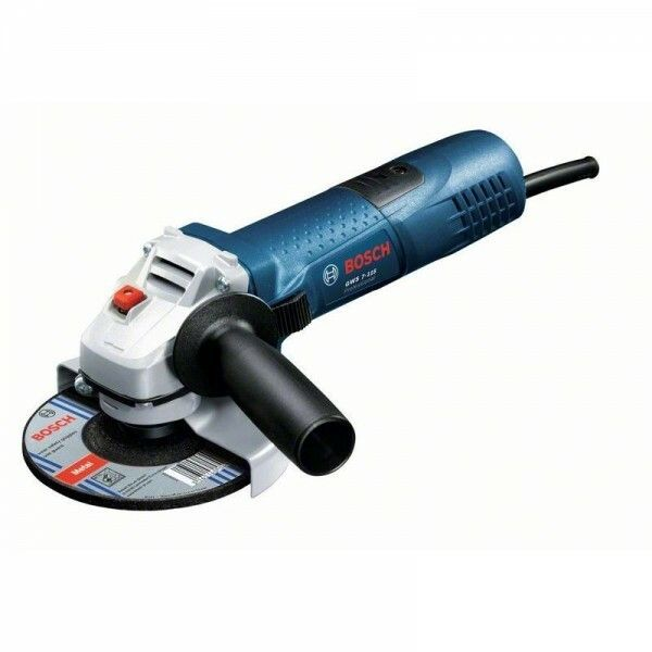 Úhlová bruska Bosch GWS 7-115 Professional, 0601388106