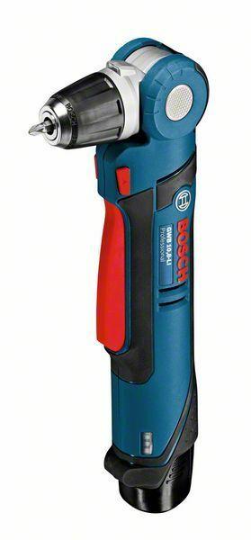 Aku uhlová vrtačka Bosch GWB 10,8-LI Professional - bez baterie, 0601390905