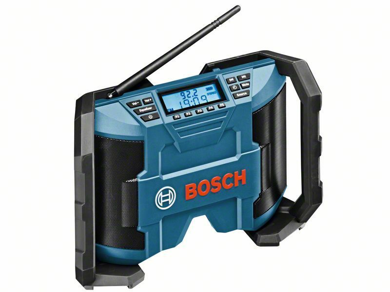 Aku rádio Bosch GML 10,8 V-LI Professional - bez baterie, 0601429200