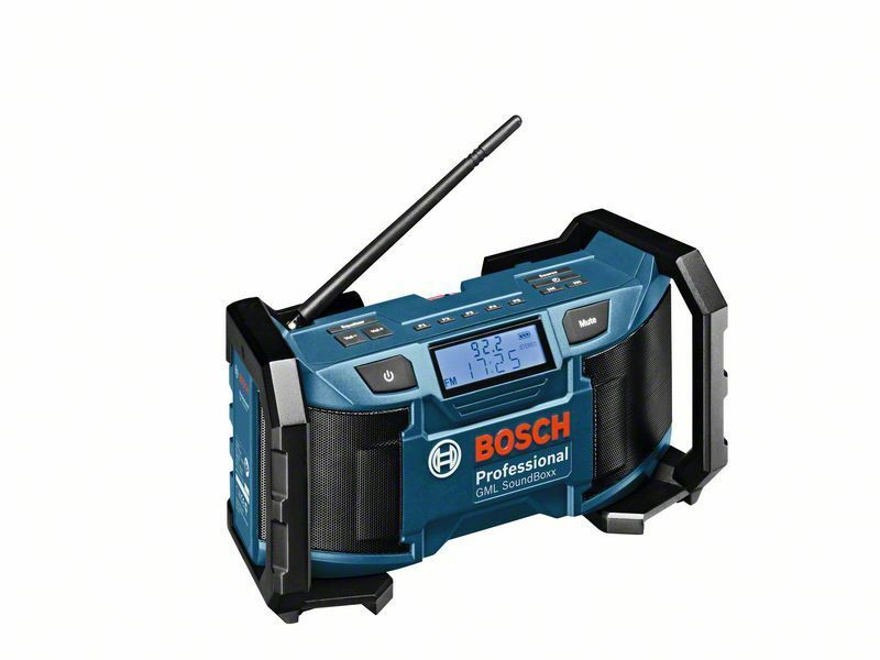 Aku rádio Bosch GML SoundBoxx Professional - bez baterie, 0601429900
