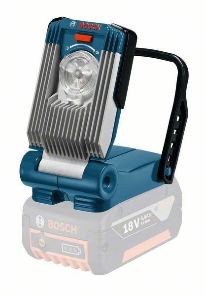 Aku svítilna Bosch GLI VariLED Professional - bez baterie, 0601443400