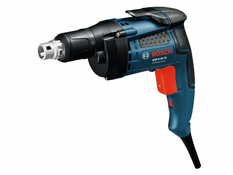 Sádrokartonářský šroubovák Bosch GSR 6-25 TE Professional, 0601445000