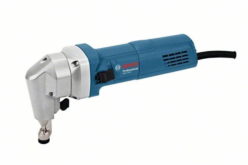 Elektrický prostřihovač plechu Bosch GNA 75-16 Professional, 750 W; krabice, 0601529400