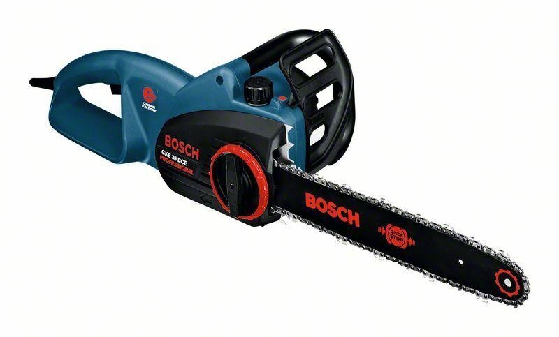 Řetězová pila Bosch GKE 35 BCE Professional, 0601597603