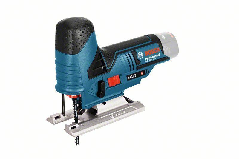 Aku kmitací pila Bosch GST 10,8 V-LI Professional - bez baterie, 06015A1001