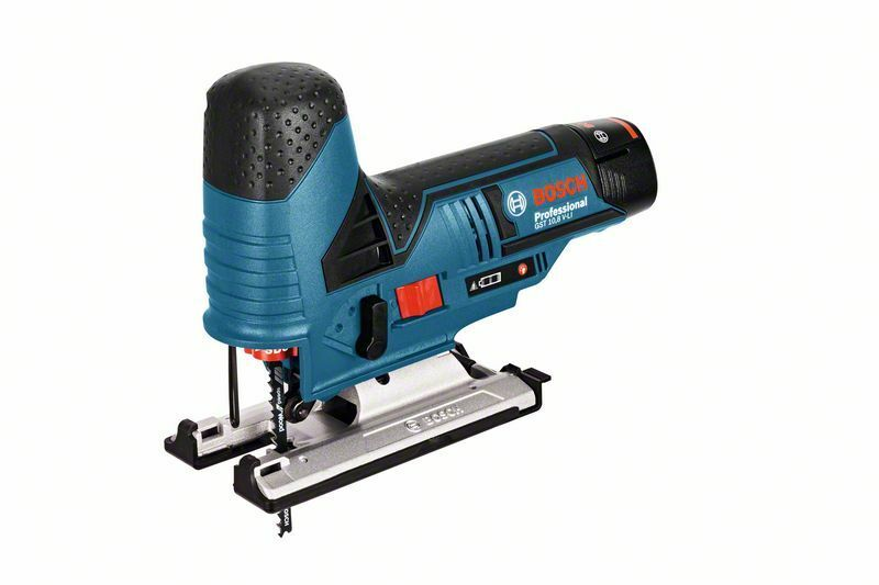 Aku kmitací pila Bosch GST 10,8 V-LI Professional, 06015A1003