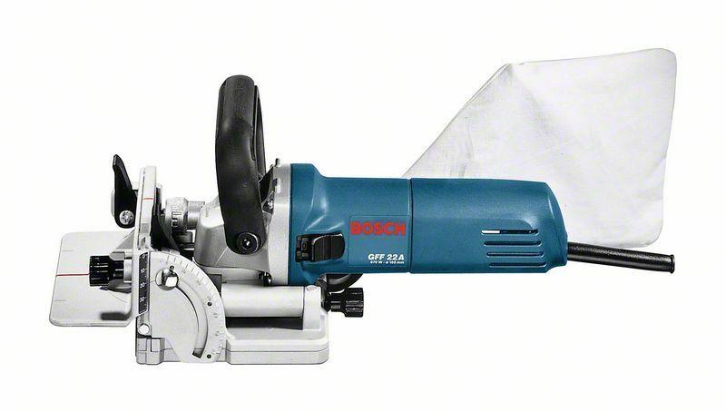 Frézka na drýžky plochých čepů Bosch GFF 22 A Professional
