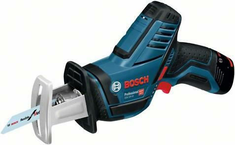 Aku pila ocaska Bosch GSA 12V-14 Professional, 060164L976